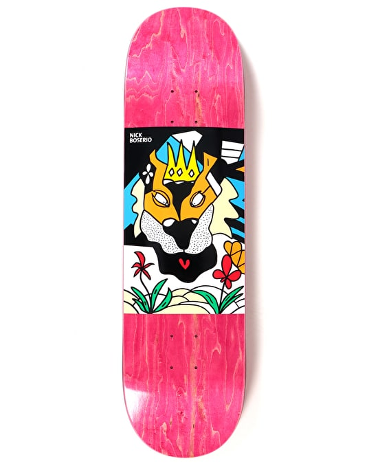 Polar Boserio Lion King Skateboard Deck - 8.375""
