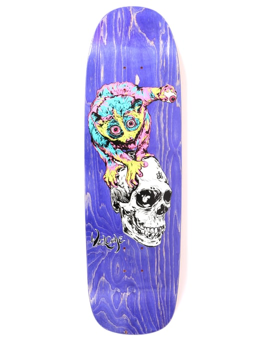 Welcome Loris Loughlin on Golem Skateboard Deck - 9.25""