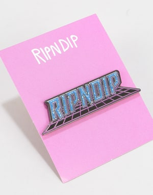 RIPNDIP Rave Pin - Multi