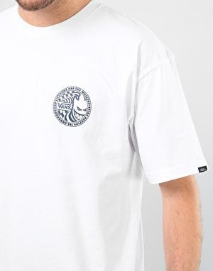 Vans x Spitfire Photo 1 T-Shirt - White