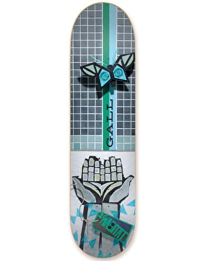 Habitat Gall Exposition Series Reissue Skateboard Deck - 7.75