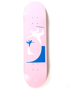 Polar Backside Boneless Team Deck - 8.4