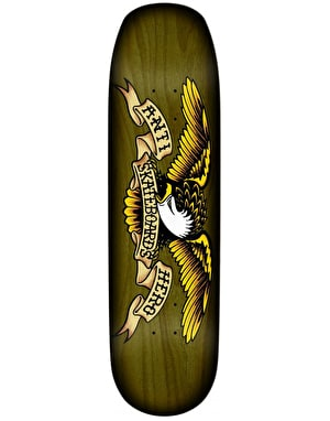 Anti Hero Eagle Sunburst Team Deck - 9.1
