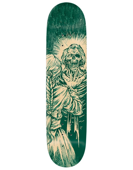 Zero Burman Enchanted Skateboard Deck - 8.5""
