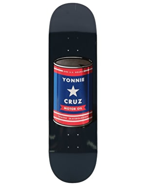 Traffic Cruz Oil Pro Deck - 8.5