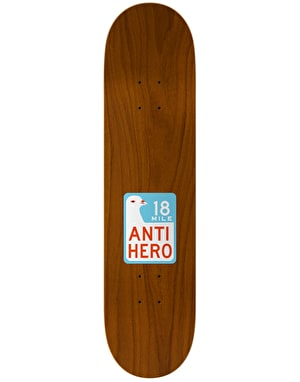 Anti Hero Russo Scenic Drive Pro Deck - 8.5