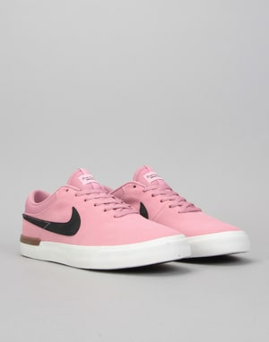 Nike SB Hypervulc Eric Koston Skate Shoes - Elemental Pink/Black-Gum