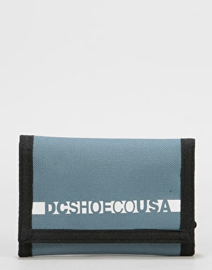 DC Ripstop 2 Wallet - Blue Mirage