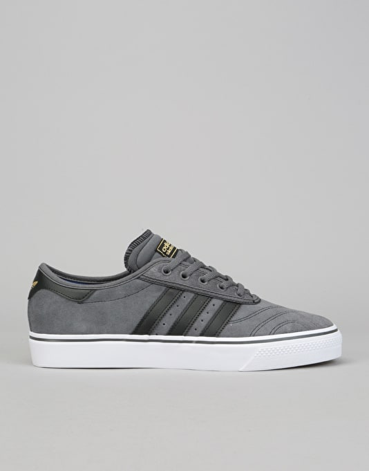 the best attitude f92e8 f45f5 Adidas Adi-Ease Premiere Skate Shoes - GreyBlackRunning White  Skate  Shoes  Mens Skateboarding Trainers  Footwear  Route One