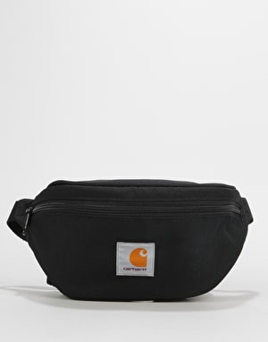 Carhartt Watch Hip Bag - Black/Black