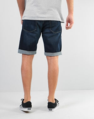 Carhartt Swell Short - Blue (Deep Coast Washed)