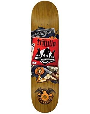 Anti Hero Trujillo Studio 18 Round 2 Skateboard Deck - 8.5