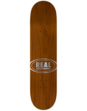 Real Chima Shine Oval SE Pro Deck - 8.06