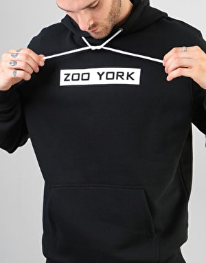 Zoo York Willis Pullover Hoodie - Black