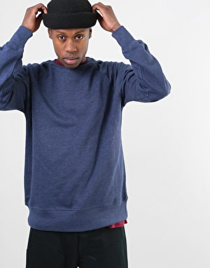 Original Cat Finger Sweatshirt - Navy Marl