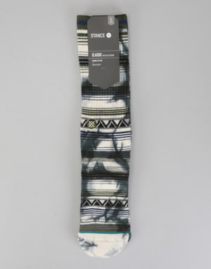 Stance Mexi Classic Crew Socks - Natural