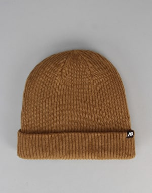 Analog Burglar Beanie - Dull Gold