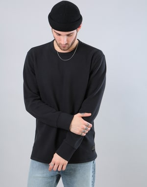 Levi's Skateboarding Skate Thermal L/S T-Shirt - Black