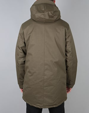 Bellfield Alliance Parka Jacket - Khaki