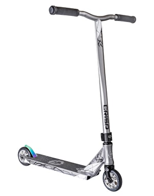 Crisp Inception 2018 Scooter - Black Chrome