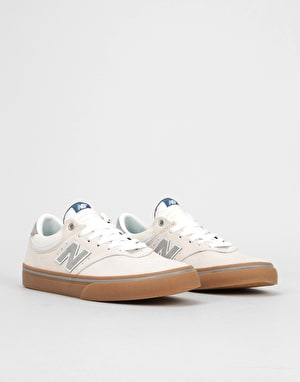 New Balance Numeric NM255 Skate Shoes - Off White