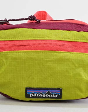 Patagonia Lightweight Travel Mini Cross Body Bag - Light Gecko Green