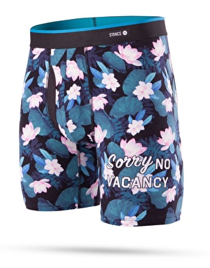 Stance No Vacancy Boxer Shorts - Black