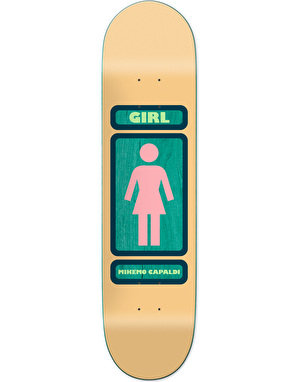 Girl Mike Mo '93 Til Skateboard Deck - 8.125