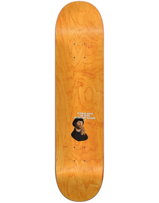 Darkstar Cameo Scorpion Dagger Skateboard Deck - 8.25""