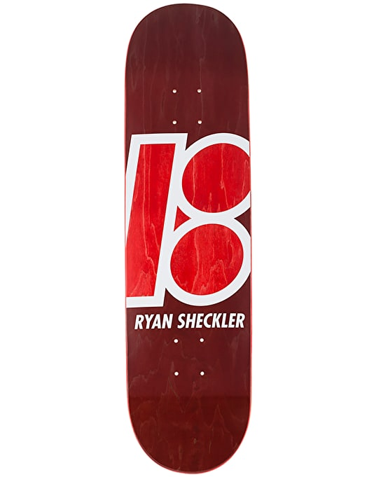 Plan B Sheckler Stained Pro Deck - 8.125""