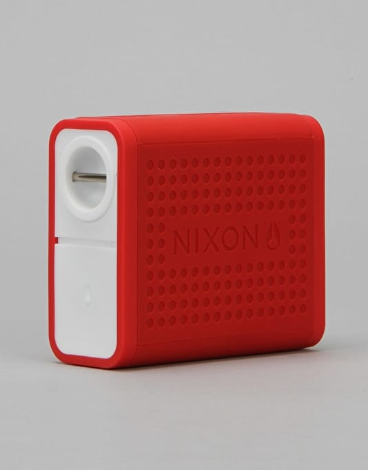 Chocolate x Nixon Special Edition Mini Blaster - Red
