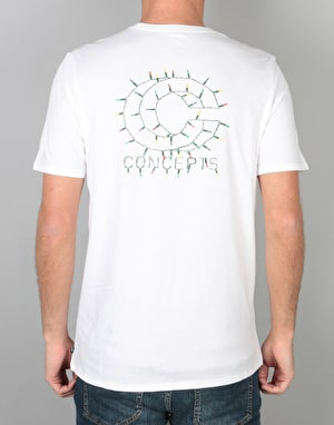 Nike SB Concepts QS T-Shirt - White