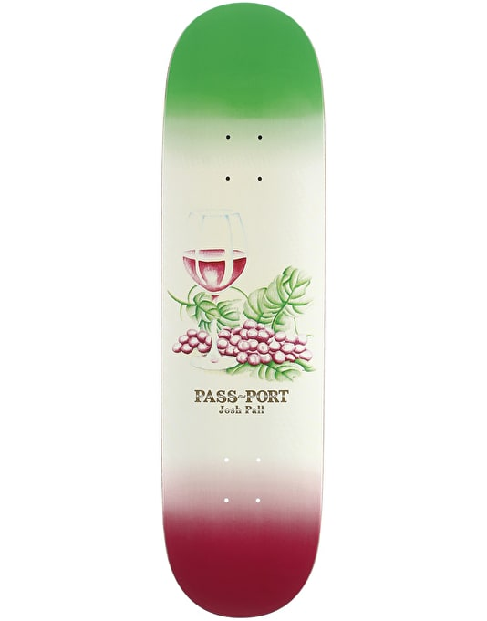 Pass Port Pall Drinks & Mixers Pro Deck - 8.125""