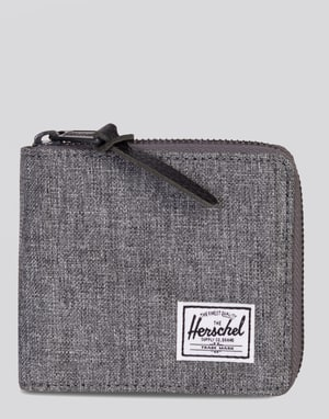 Herschel Supply Co. Walt Wallet - Raven Crosshatch