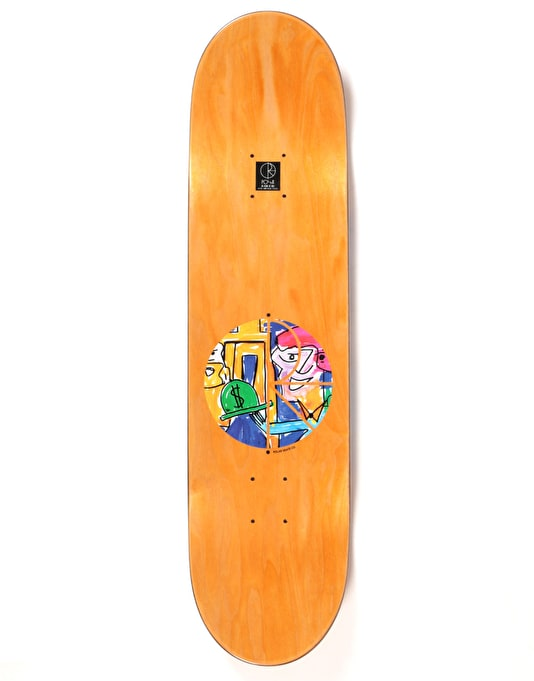 Polar Herrington Debacle Pro Deck - 8.125""