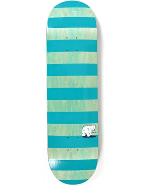 Polar x Dear x Ron Chatman Block Stripe Team Deck - 8.25
