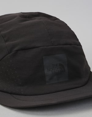 The North Face City Camper 5 Panel Cap - TNF Black