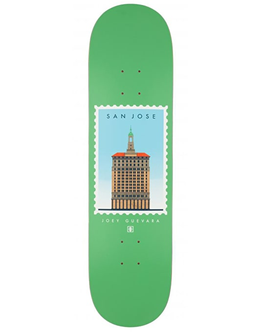 Alien Workshop Guevara San Jose Pro Deck - 8.25""