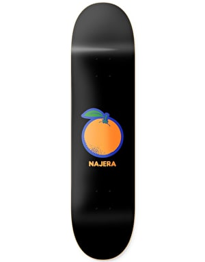 Primitive Najera Scratch & Sniff Orange Pro Deck - 8.5