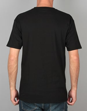 Diamond Supply Co. Pink Spectrum T-Shirt - Black