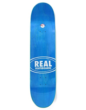 Real x HUF Standout Skateboard Deck - 8.06