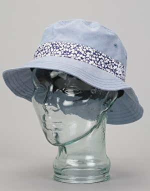 New Era x Liberty Bucket Hat - Light Blue
