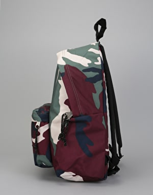 Eastpak Padded Pak'r Backpack - Camo Green