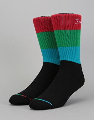 Lakai The Flare Socks - Black