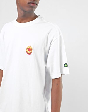 Element YAWYE T-Shirt - Optic White