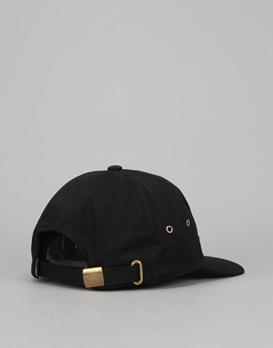 RIPNDIP Lord Nermal Pocket Cap - Black