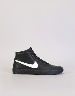 Nike SB Bruin Hi Lacey Baker QS Womens Trainers - Black/Summit White