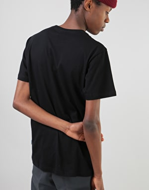 Nicce Core Keyline T-Shirt - Black