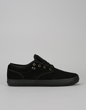 Globe Motley Skate Shoes - Black/Black