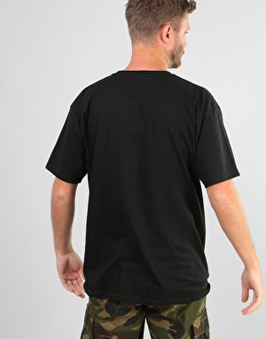 Emerica x Toy Machine Toy T-Shirt - Black